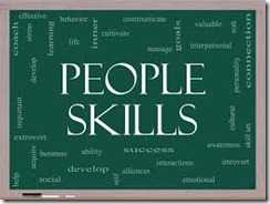 HOW TO IMPROVE YOUR PEOPLE SKILLS