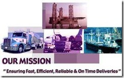 LOGISTICS MANAGEMENT FOR OIL AND GAS INDUSTRY