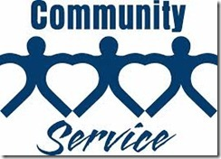 Network Through Community Service