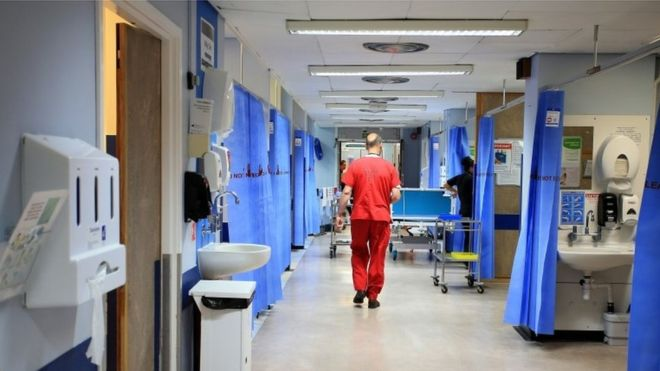 TRAINING LOGISTIC MANAGEMENT FOR HOSPITAL