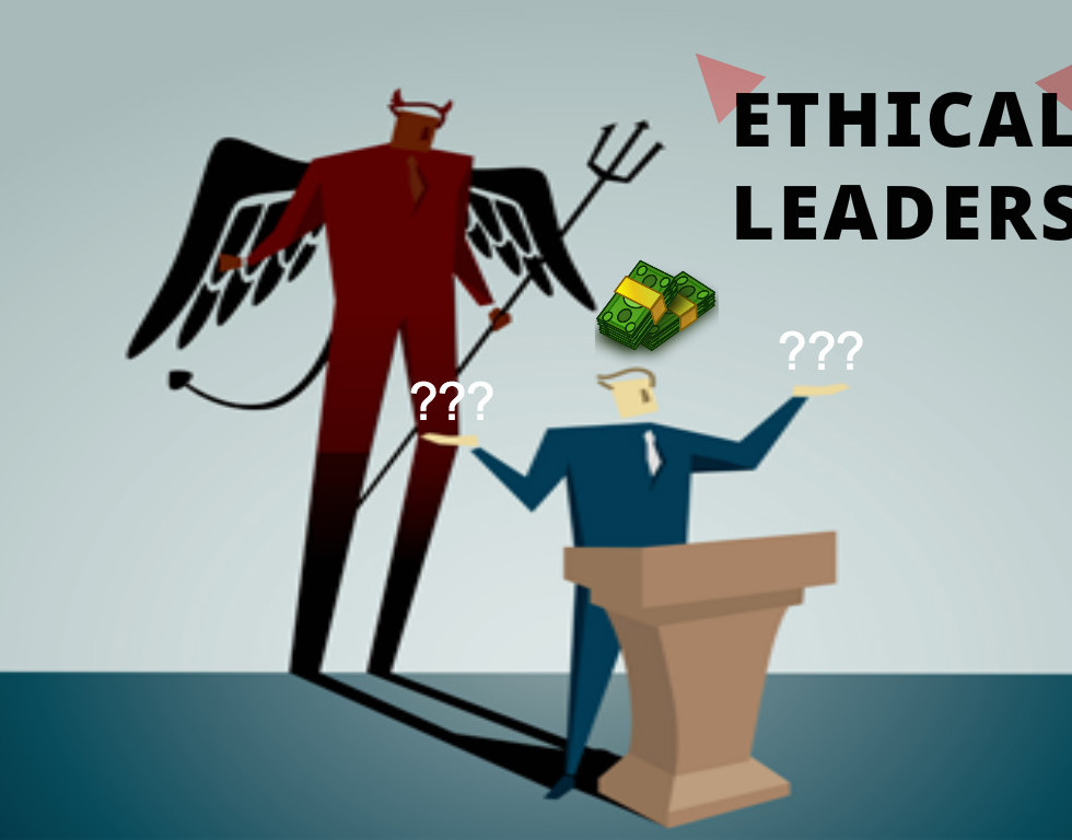 ethical leadership Ethical leadership means guiding your people, leading by example, and doing the right thing without abandoning your personal or organizational values.