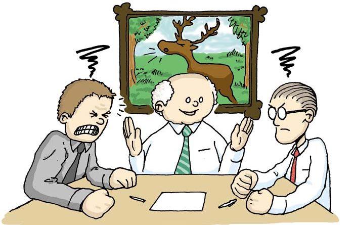 PELATIHAN Alternatif Penyelesaian Sengketa dalam Bisnis