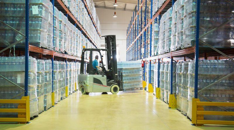 PELATIHAN Gudang atau Distribution Center Layout